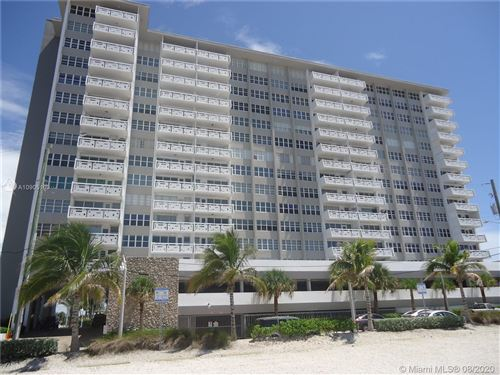 Photo of 3111 N Ocean Dr #403, Hollywood, FL 33019 (MLS # A10905160)