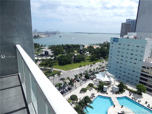 Photo of 244 Biscayne Blvd #1907, Miami, FL 33132 (MLS # A10933160)