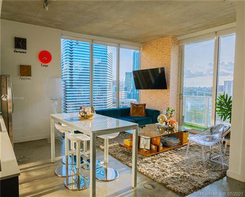Photo of 151 SE 1st St #1811, Miami, FL 33131 (MLS # A11071160)