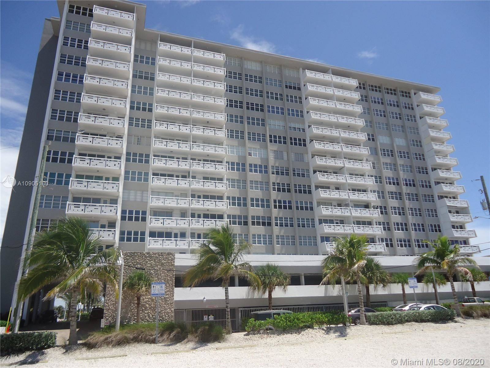 3111 N Ocean Dr #403, Hollywood, FL 33019 - #: A10905160