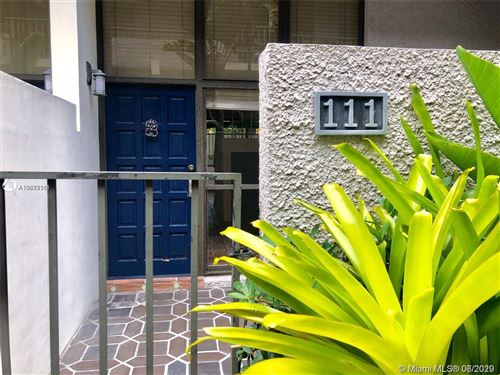 Photo of 2666 Tigertail Ave #111, Miami, FL 33133 (MLS # A10873161)