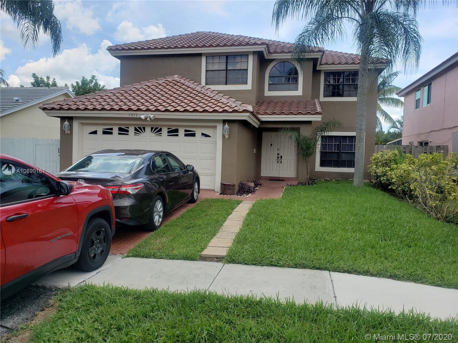 1571 SW 87th Way, Pembroke Pines, FL 33025 - #: A10890161