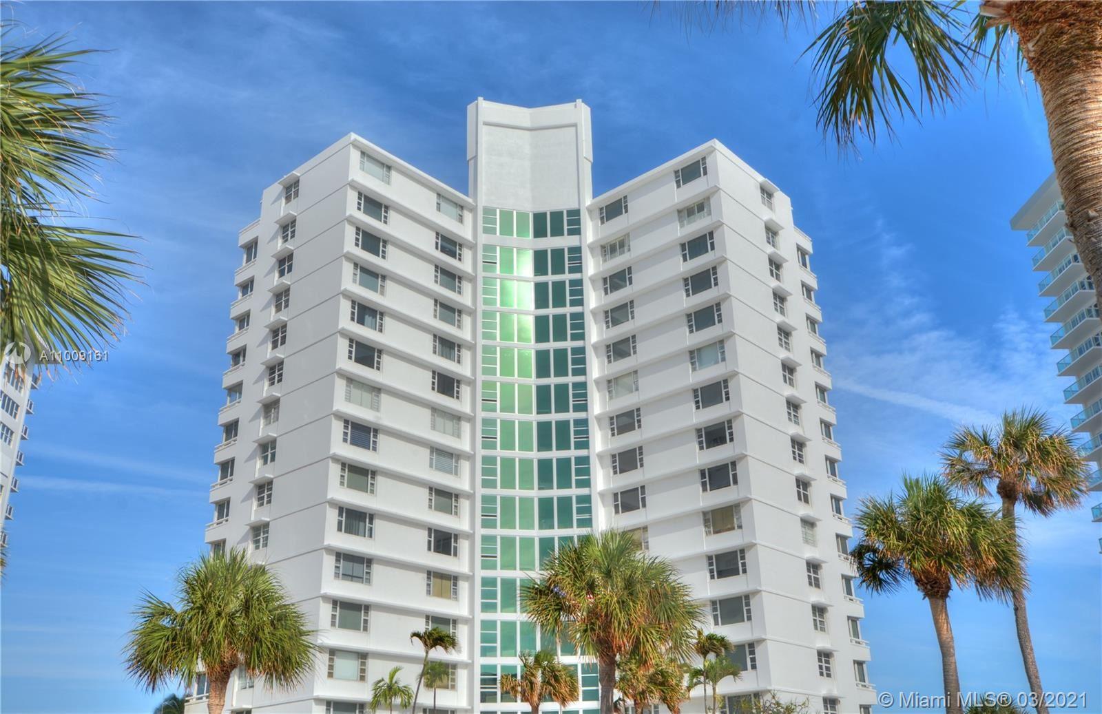 Photo of 3600 Galt Ocean Dr #2E, Fort Lauderdale, FL 33308 (MLS # A11009161)