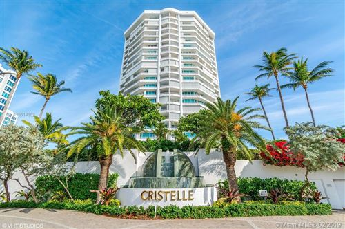 Photo of 1700 S Ocean Blvd #18A, Lauderdale By The Sea, FL 33062 (MLS # A10614162)