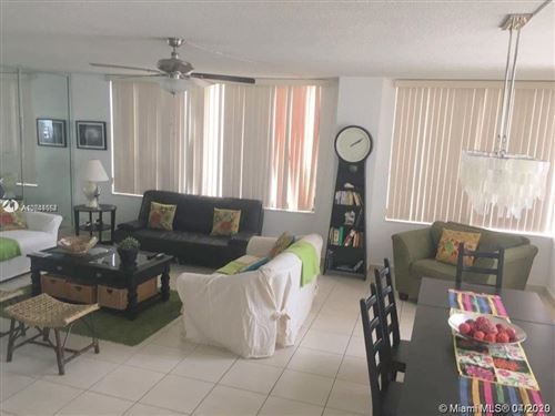 Photo of 3505 S Ocean Dr #805, Hollywood, FL 33019 (MLS # A10844162)