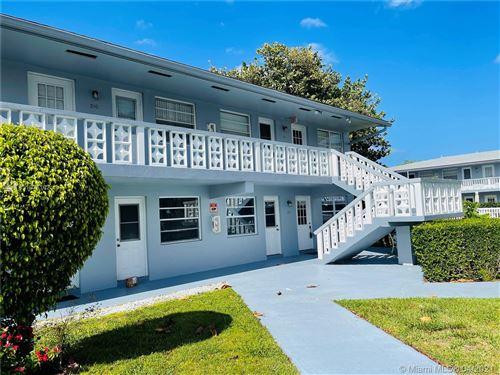 Photo of 701 N Pine Dr #111, Pompano Beach, FL 33060 (MLS # A11026162)