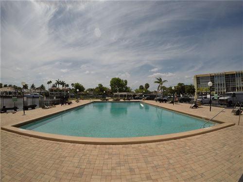Tiny photo for 851 Three Islands Blvd #110, Hallandale Beach, FL 33009 (MLS # A11076162)