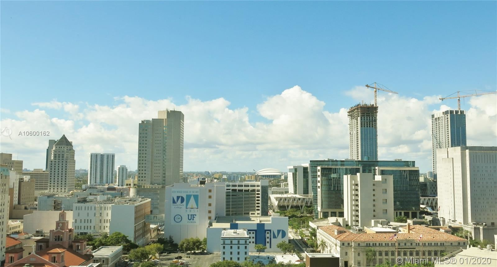 234 NE 3rd St #1907, Miami, FL 33132 - #: A10600162