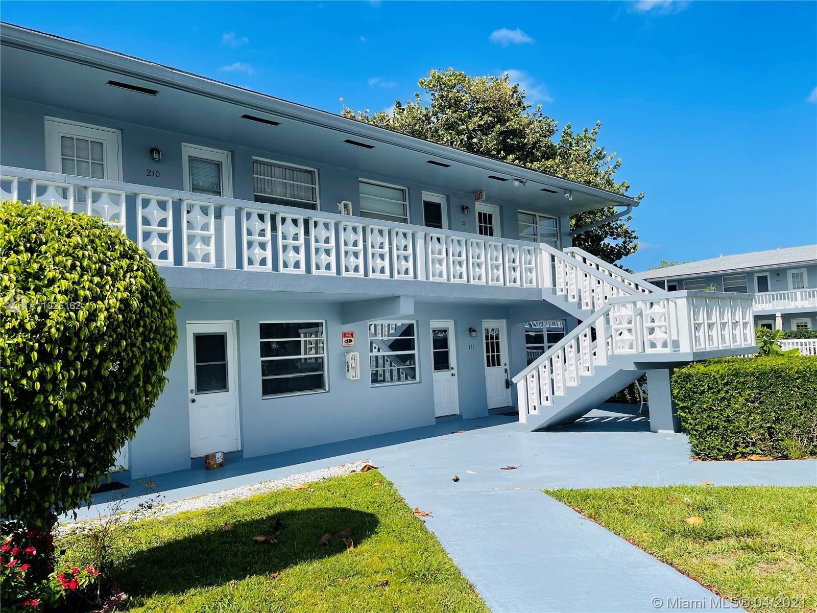 701 N Pine Dr #111, Pompano Beach, FL 33060 - #: A11026162
