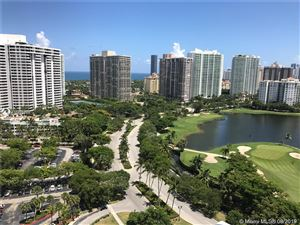 Photo of Listing MLS a10725163 in 3675 N Country Club Dr #302 Aventura FL 33180