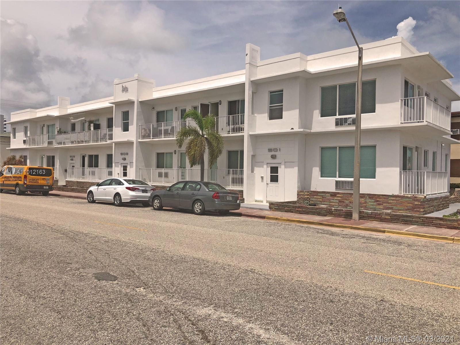 501 74th St #B1, Miami Beach, FL 33141 - #: A11012163