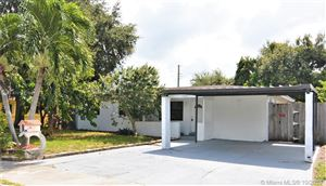 Photo of Listing MLS a10752164 in 3410 NW 172nd Ter Miami Gardens FL 33056