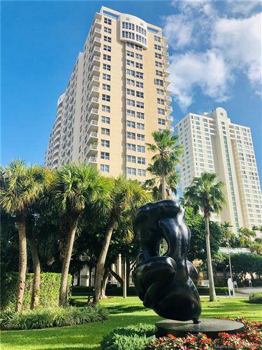 Photo of 770 Claughton Island Dr #2110, Miami, FL 33131 (MLS # A10808164)