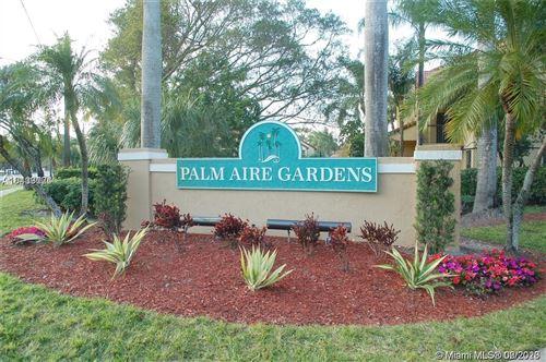 Photo of 4361 W Mcnab Rd #16, Pompano Beach, FL 33069 (MLS # A10868164)