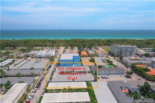Photo of 320 - 330 84th St, Miami Beach, FL 33141 (MLS # A10890164)