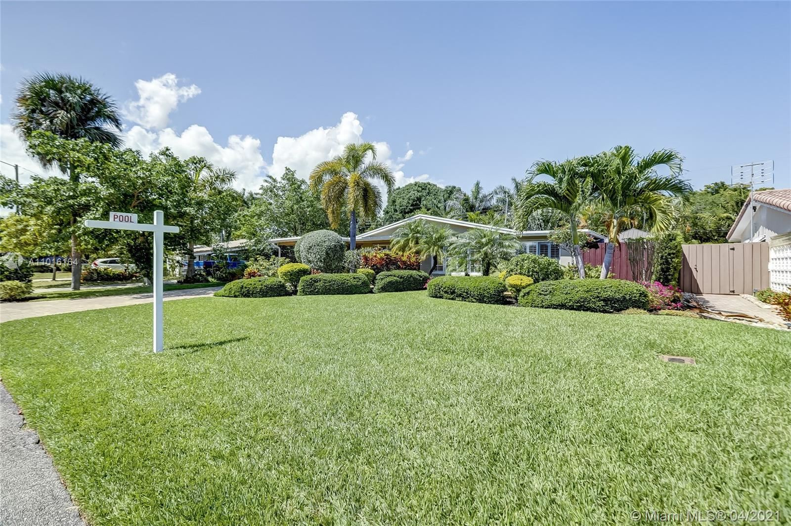 417 NW 21st St, Wilton Manors, FL 33311 - #: A11016164