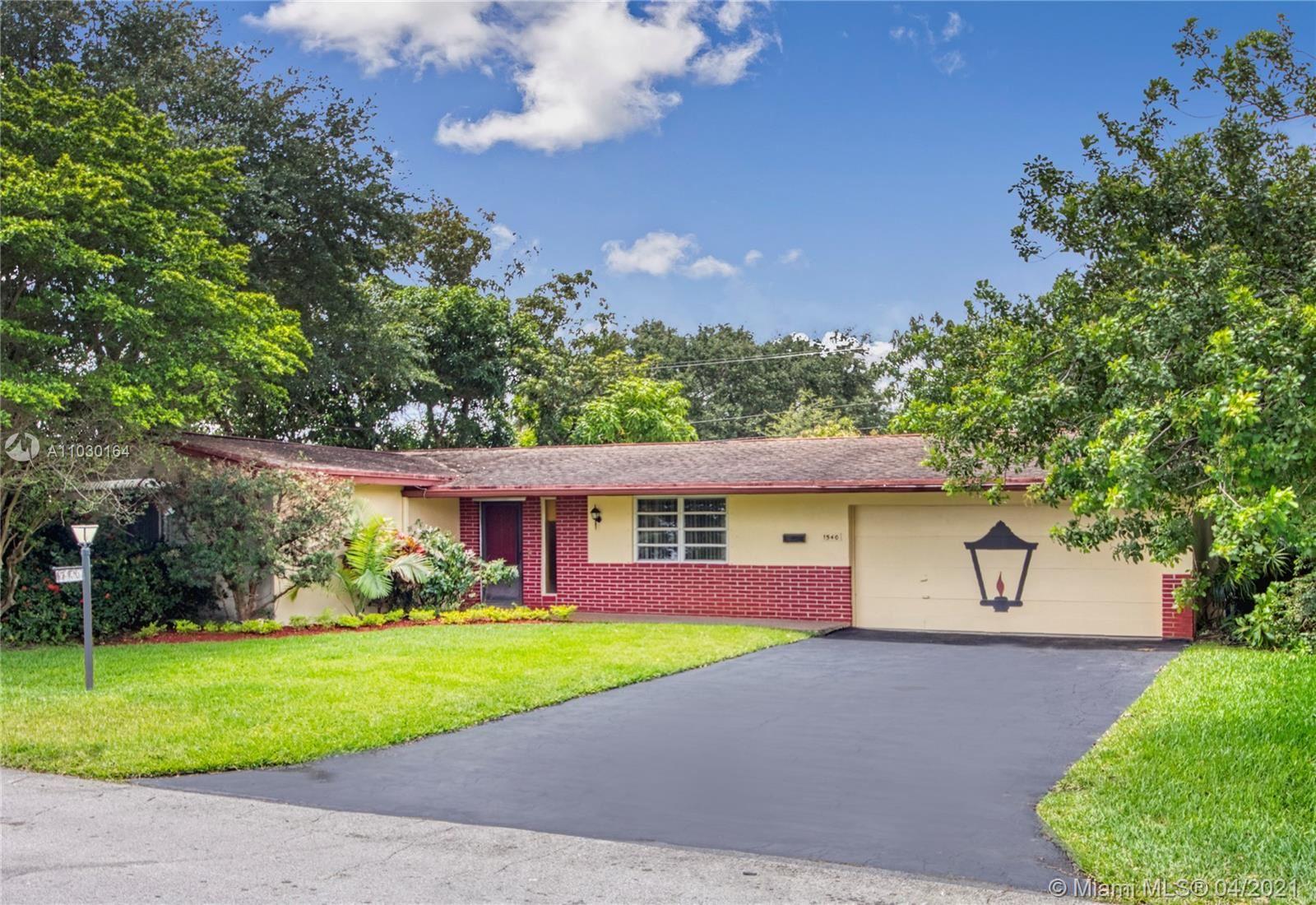 1540 NW 85th Way, Pembroke Pines, FL 33024 - #: A11030164