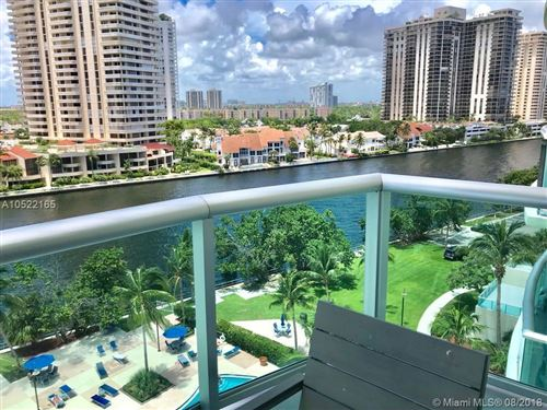 Photo of 19390 Collins Ave #901, Sunny Isles Beach, FL 33160 (MLS # A10522165)