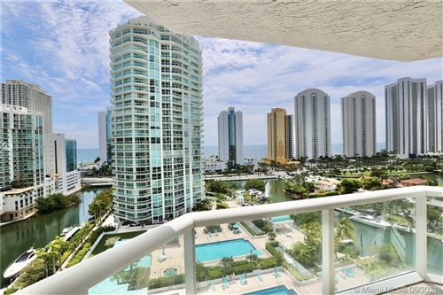 Photo of 16500 Collins Ave #1452, Sunny Isles Beach, FL 33160 (MLS # A11051165)