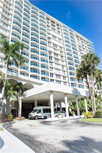 Photo of 3800 S Ocean Dr #414, Hollywood, FL 33019 (MLS # A11111165)