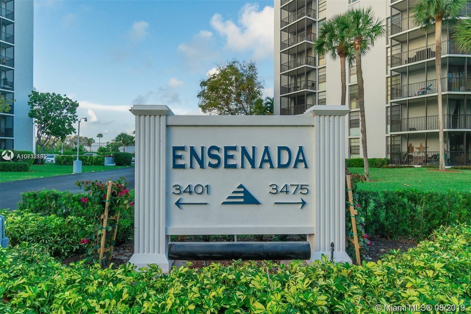 3401 N Country Club Dr #EI118, Aventura, FL 33180 - #: A10732165