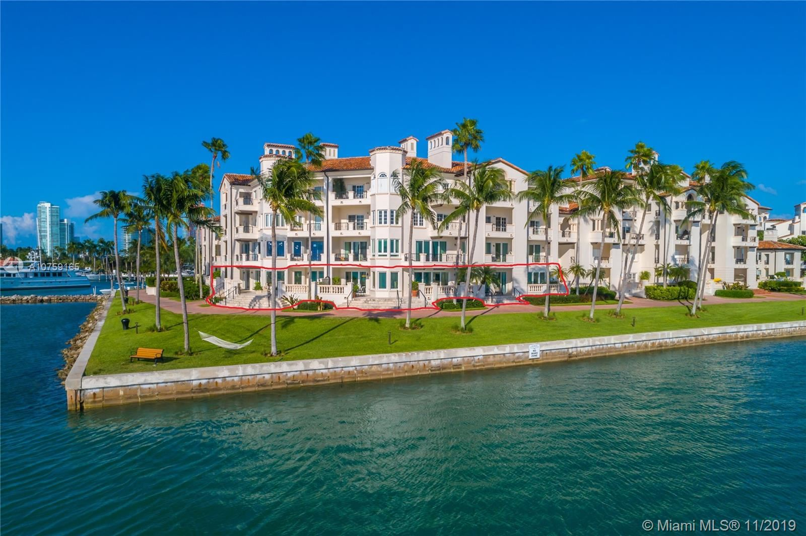 2417 Fisher Island Dr #5107, Miami Beach, FL 33109 - #: A10759165