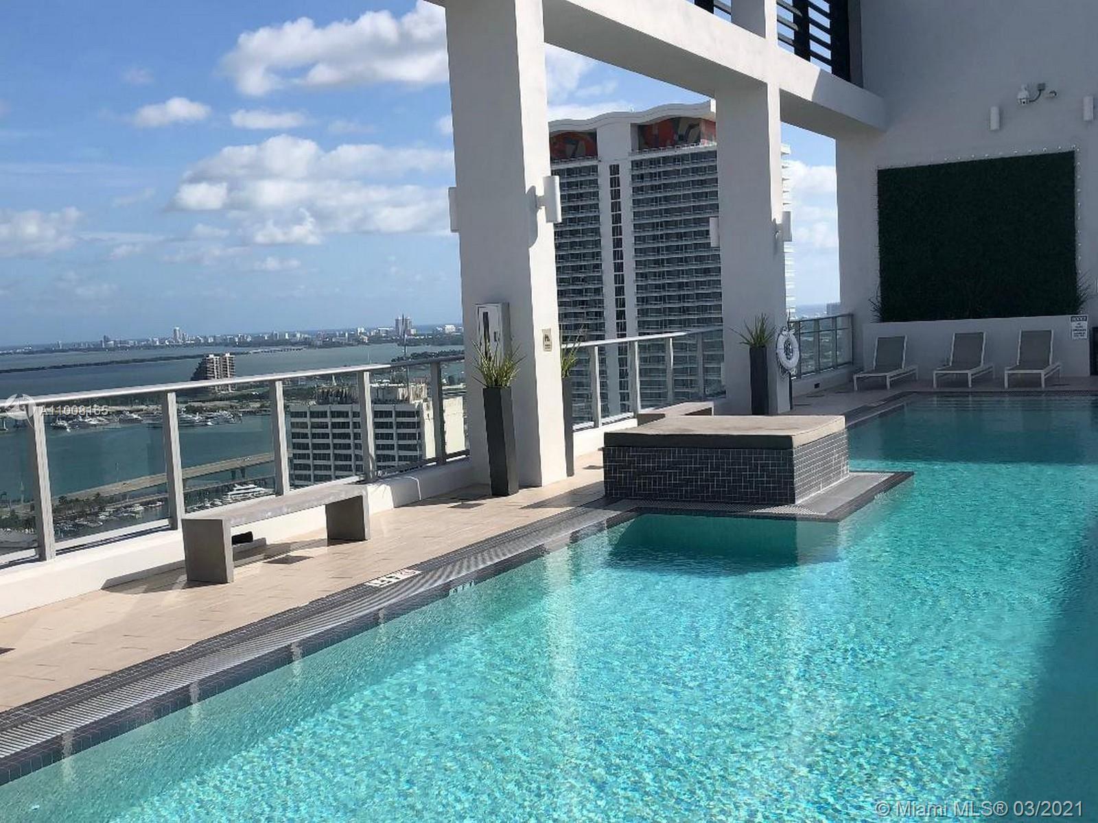151 SE 1st St #509, Miami, FL 33131 - #: A11008165
