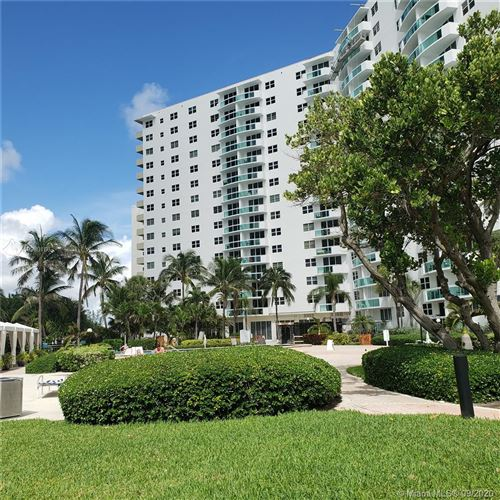 Photo of 3001 S Ocean Dr #947, Hollywood, FL 33019 (MLS # A10930166)