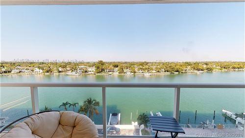 Photo of 5750 Collins Ave #8B/8A, Miami Beach, FL 33140 (MLS # A11030167)