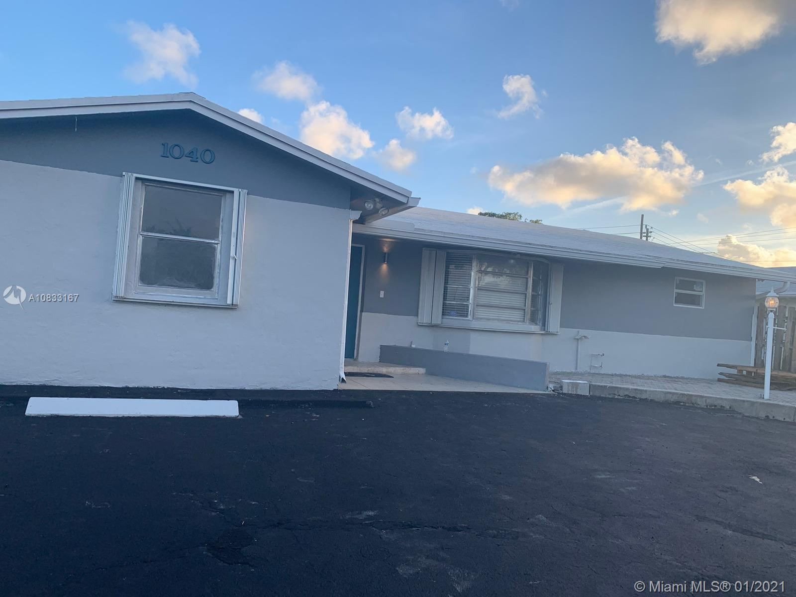1040 NW 48th St, Fort Lauderdale, FL 33309 - #: A10833167