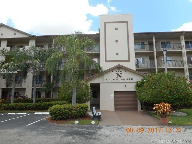 800 SW 142nd Ave #105N, Pembroke Pines, FL 33027 - #: A10952167