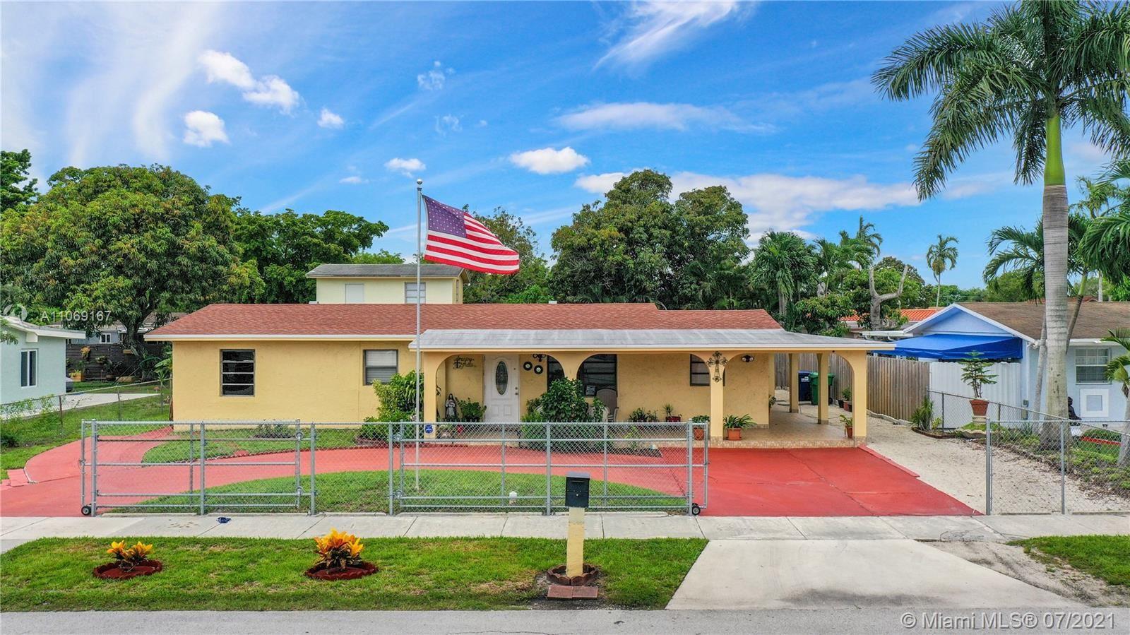 19710 NW 51st Ave, Miami Gardens, FL 33055 - #: A11069167