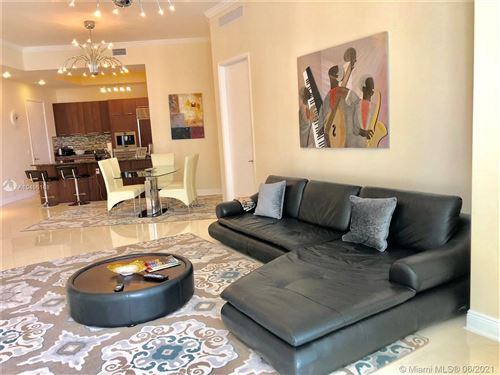 Photo of 16001 Collins Ave #3607, Sunny Isles Beach, FL 33160 (MLS # A10496168)