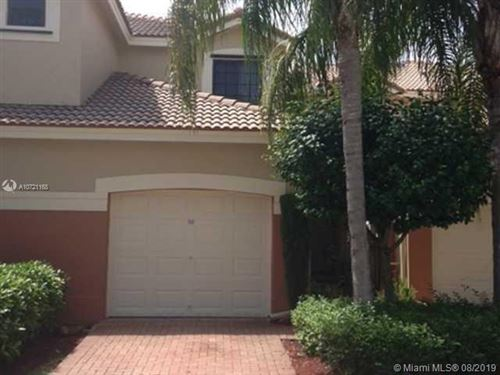 Photo of 4238 Vineyard Cir #4238, Weston, FL 33332 (MLS # A10721168)