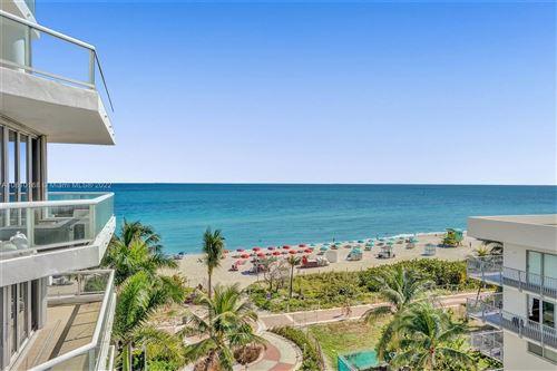 Photo of 4201 Collins Ave #601, Miami Beach, FL 33140 (MLS # A10810168)