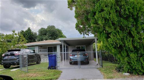 Photo of 15360 NE 13th Ave, North Miami Beach, FL 33162 (MLS # A10930168)