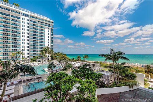 Photo of 2301 Collins Ave #514, Miami Beach, FL 33139 (MLS # A10953168)