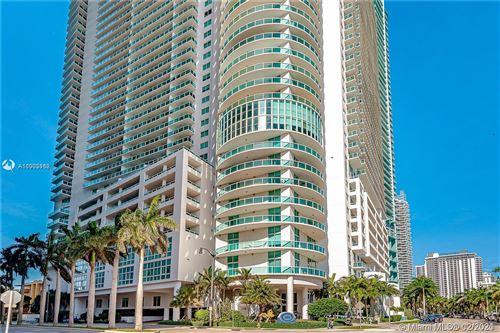 Photo of 1800 N Bayshore Dr #2606, Miami, FL 33132 (MLS # A11005168)