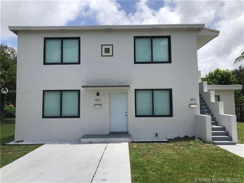 Photo of 852 NE 124th St #852, North Miami, FL 33161 (MLS # A11101168)