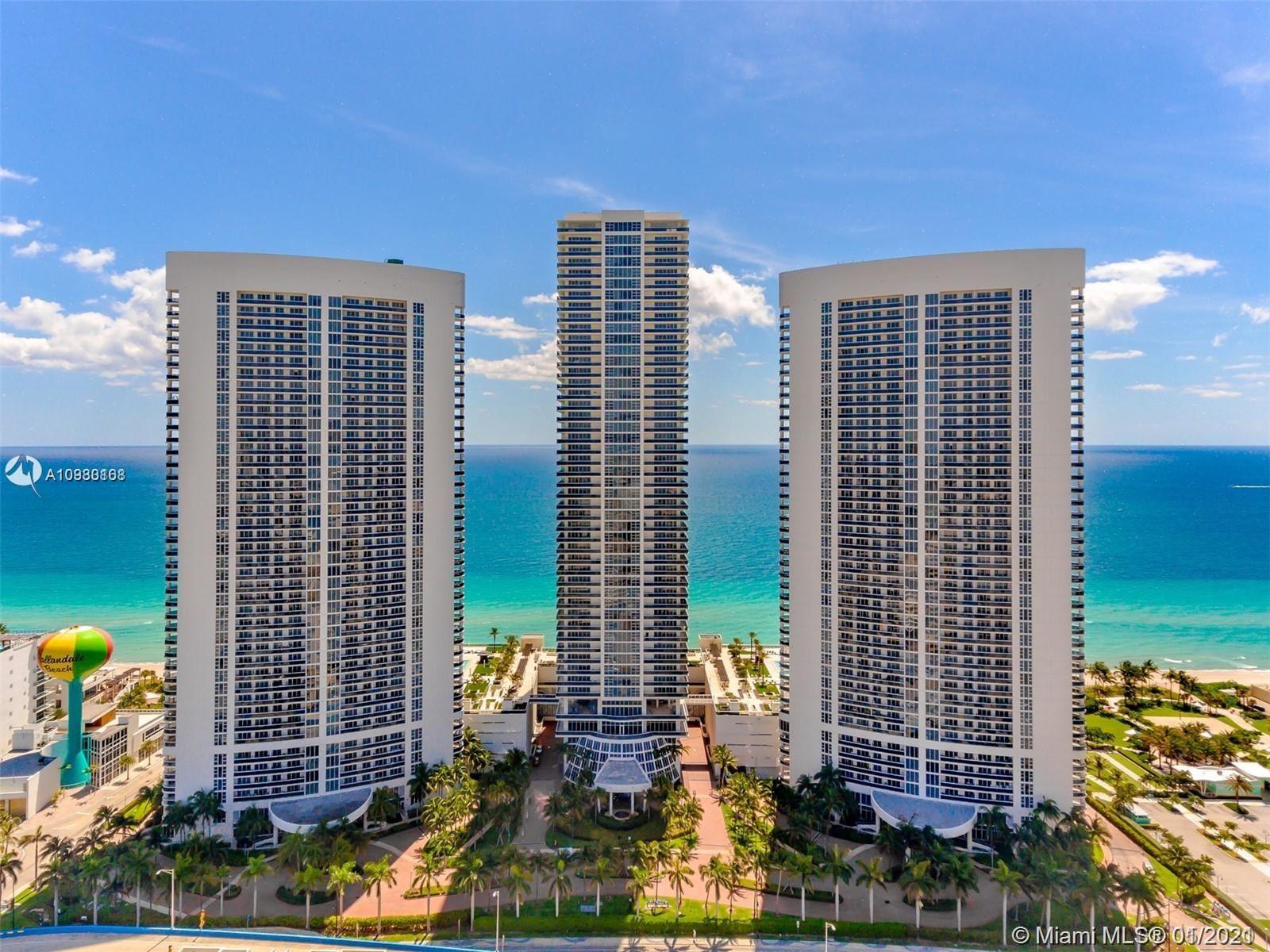 1800 S Ocean Dr #406, Hallandale Beach, FL 33009 - #: A10980168