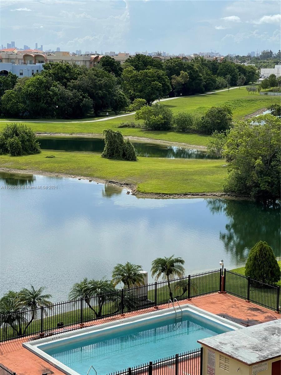 9686 Fontainebleau Blvd #705, Miami, FL 33172 - #: A11069168