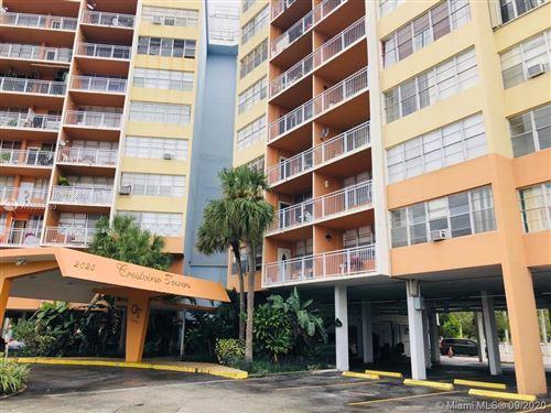 Photo of 2025 NE 164th St #205, North Miami Beach, FL 33162 (MLS # A10803169)