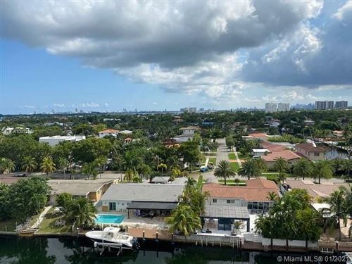 Photo of 2000 NE 135th St #908, North Miami, FL 33181 (MLS # A10932169)