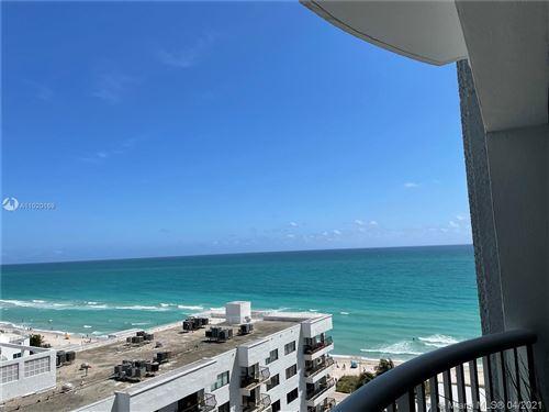Photo of 5401 Collins Ave #1015, Miami Beach, FL 33140 (MLS # A11020169)