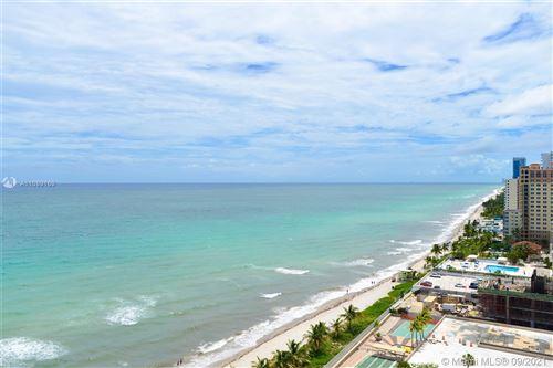 Photo of 1950 S Ocean Dr #17N, Hallandale Beach, FL 33009 (MLS # A11099169)