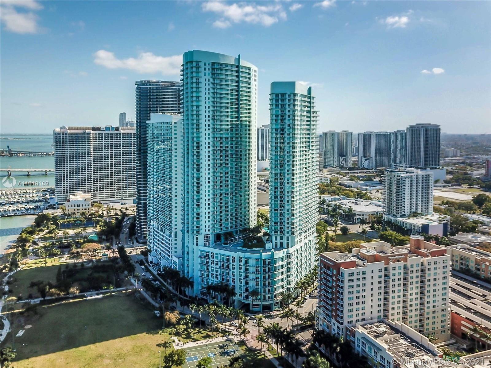 1900 N Bayshore Dr #4103, Miami, FL 33132 - #: A11018169