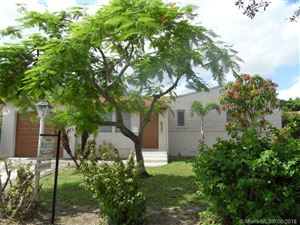 Photo of Listing MLS a10490170 in 831 Plover Ave Miami Springs FL 33166