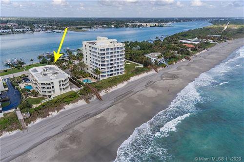Photo of 19930 Beach Rd #302, Jupiter, FL 33469 (MLS # A10958170)