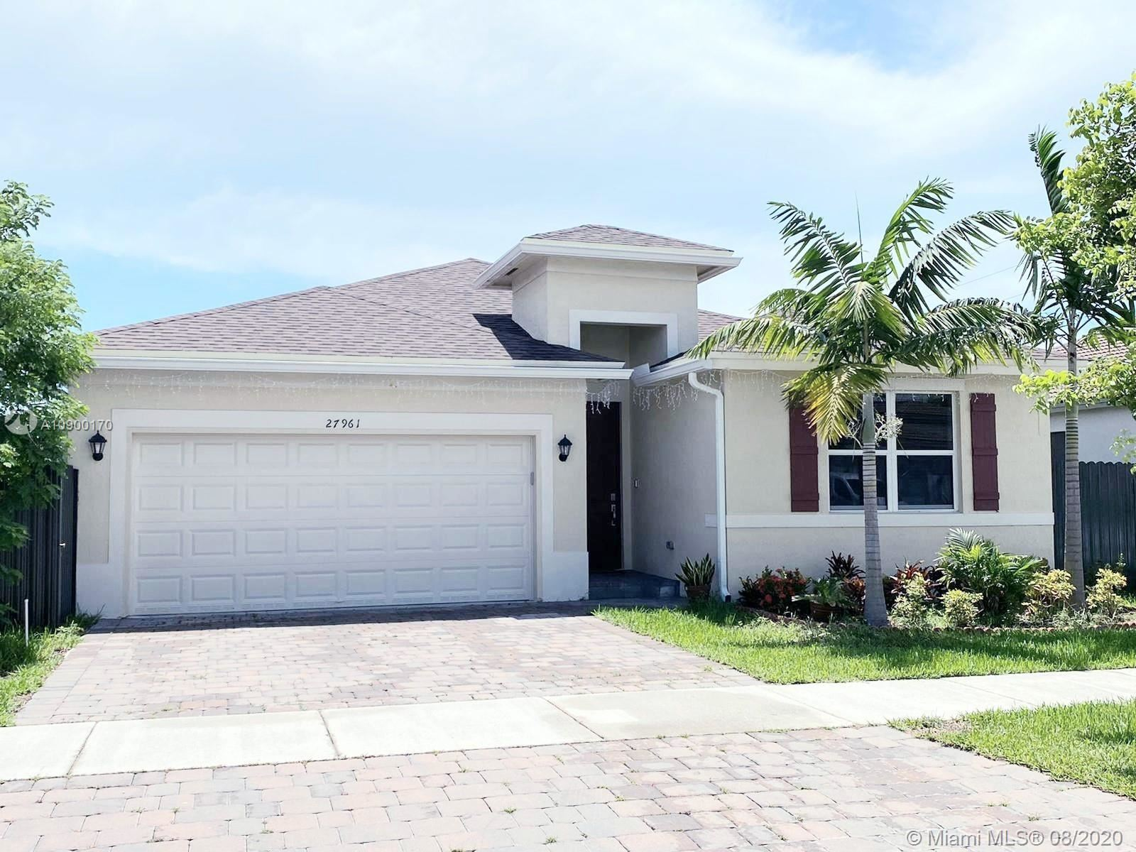 27961 SW 134th Ct, Homestead, FL 33032 - #: A10900170