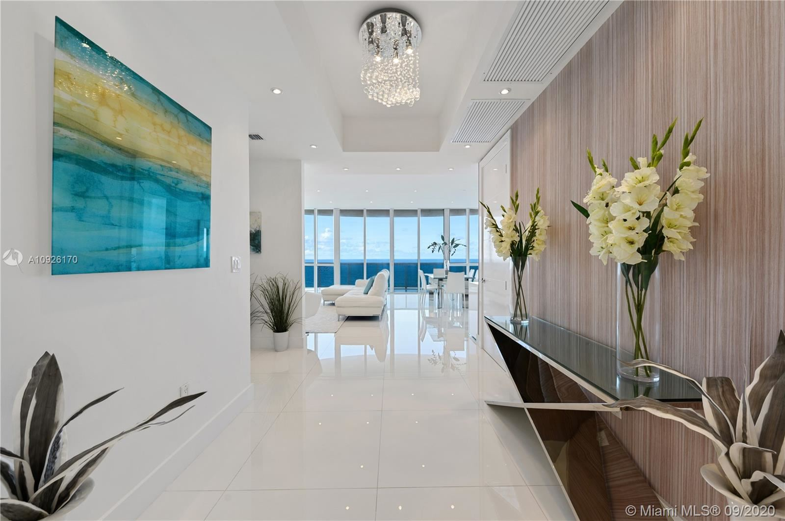 Photo of 15901 Collins Ave #1401, Sunny Isles Beach, FL 33160 (MLS # A10926170)